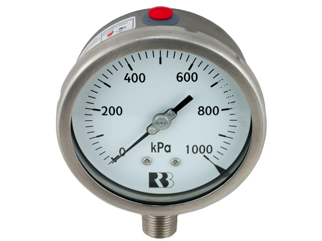 P252_100mm_SS_Pressure_Gauge_2