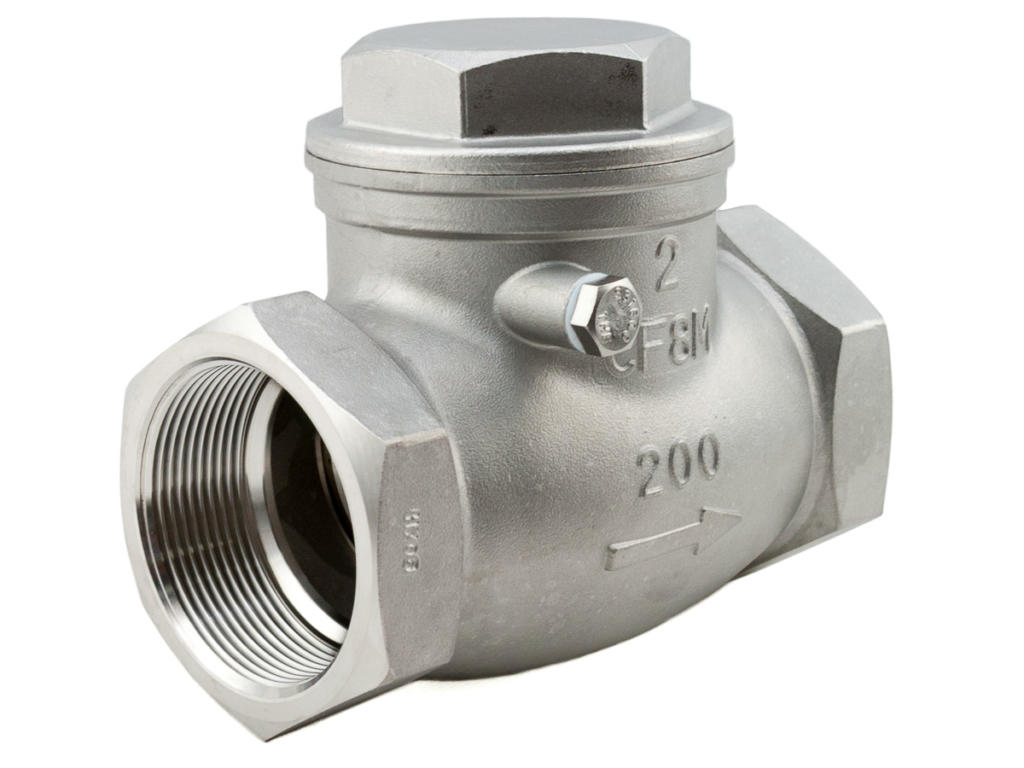 Yztrong_Swing_Check_Valve_1